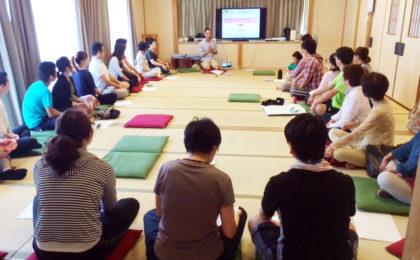 12月15日開催『両親学級産後篇』のお知らせ